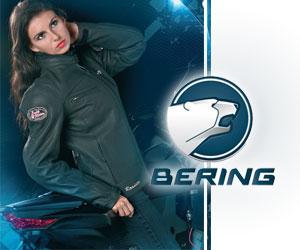 Equipement moto Bering Femme