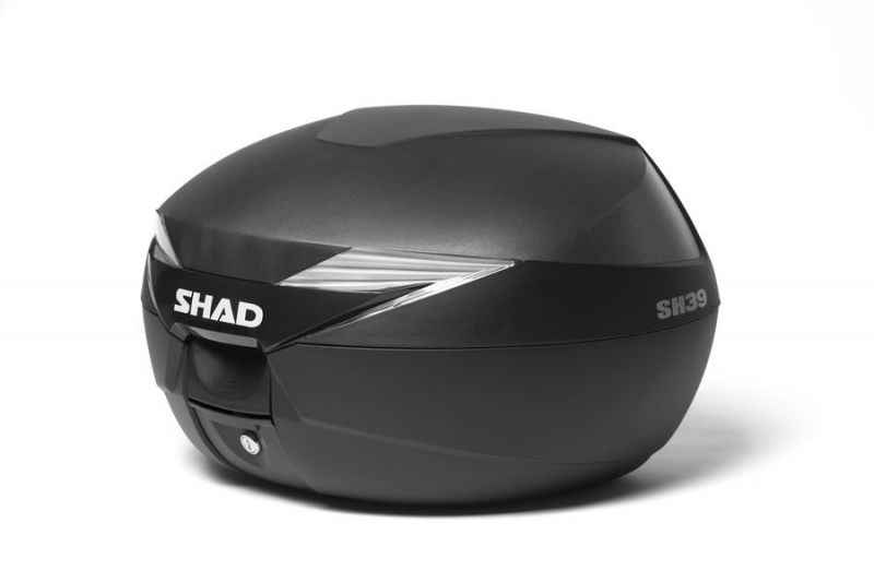 Top case SHAD SH39 Carbon noir